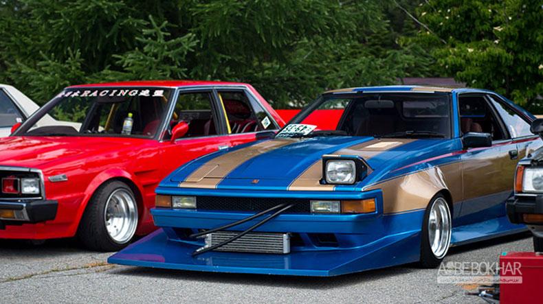 نگاهی عمیق به فرهنگ تیونینگ خودرو در ژاپن