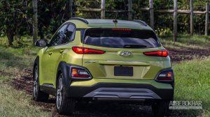 رونمایی هیوندایی کونا ۲۰۱۸ در نمایشگاه خودروی آمریکا