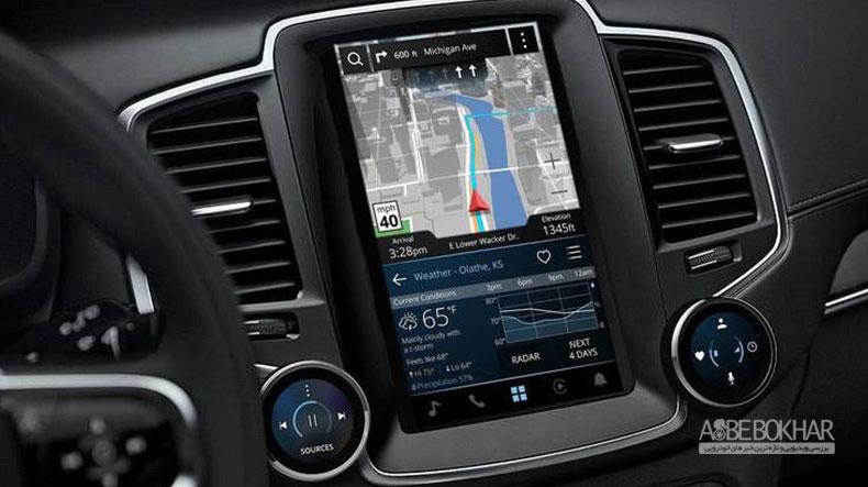 نسل جدید سیستم سرگرمی خودرو گارمین در CES +ویدیو