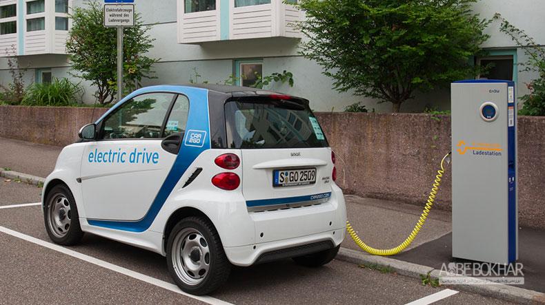 خودرو هیبریدی همان خودرو برقی است؟ | اسب بخار