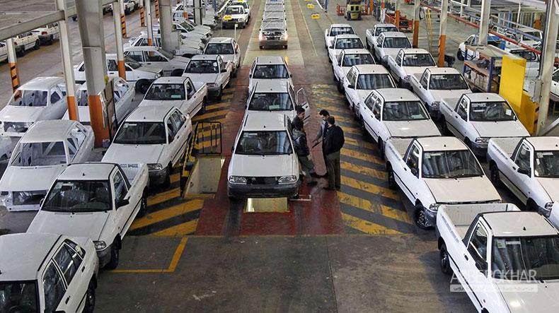 ارفاق مجدد به خودروسازان / پلتفرم های قدیمی ماندگار شدند