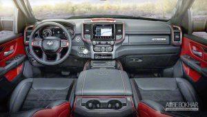 دوج رم 1500 در نمایشگاه خودروی دیترویت رونمایی شد