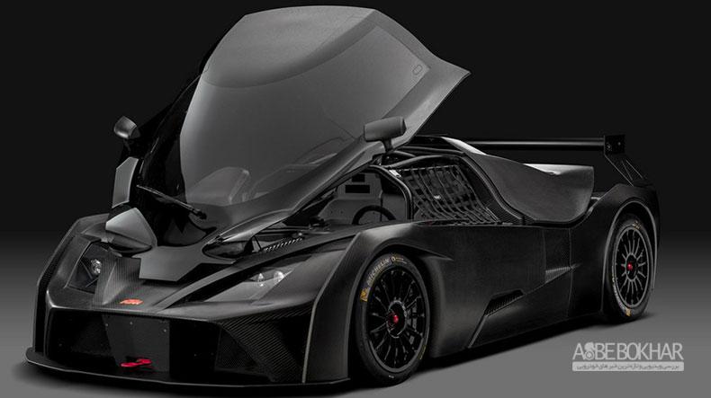 مدل ۲۰۱۸ خودرو مسابقهای KTM معرفی شد