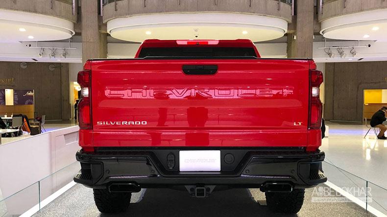 شورولت Silverado مدل ۲۰۱۹
