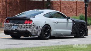 اولین تیزر رسمی از فورد موستانگ شلبی GT500
