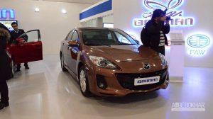 گزارش تصویری نمایشگاه خودرو مازندران