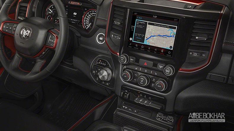 dodge رم 1500 در نمایشگاه خودروی دیترویت رونمایی شد