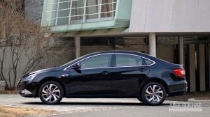 احتمال رونمایی از لوکسژن S5 در نمایشگاه خودرو اصفهان
