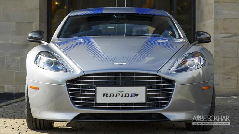 آستونمارتین علاقهای به تولید خودروی هیبریدی ندارد