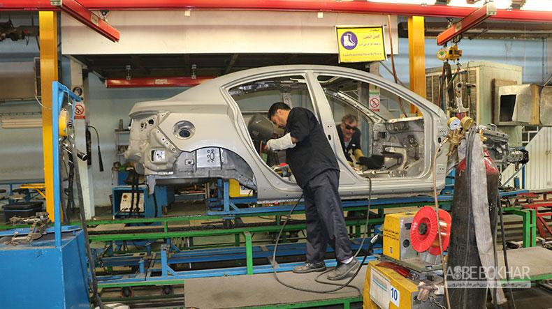 تفاوت خودروسازان ایران و جهان در رعایت استانداردها