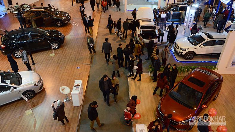 سه شنبه نمایشگاه خودرو مازندران آغاز می شود