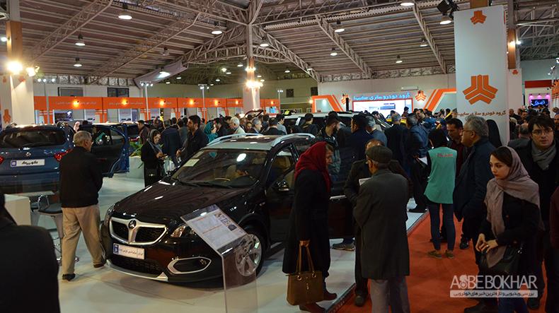 نمایشگاه مازندران رکوردار می شود