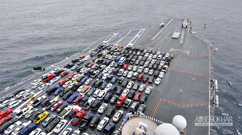 واردات خودرو فقط در صورت داشتن نمایندگی رسمی مجاز است