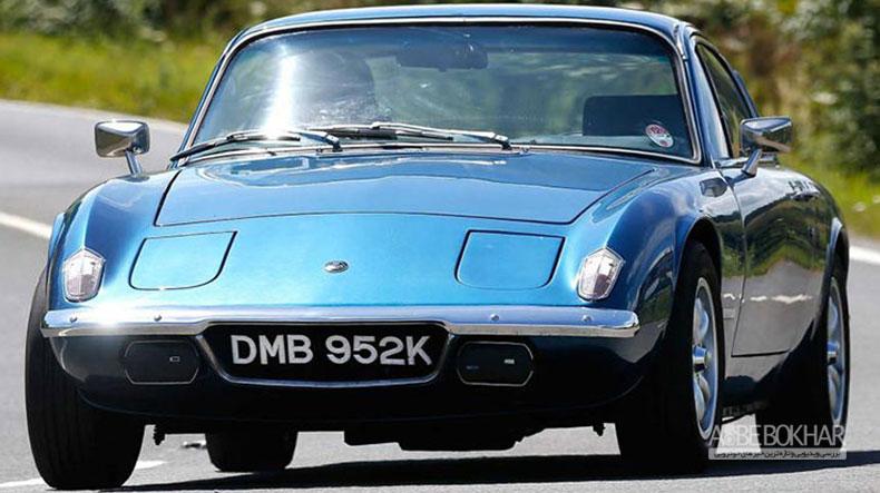 جذابترین خودروهای کلاسیک با تجهیزات مدرن