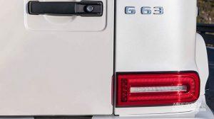 مرسدس بنز کلاس G با آپشنهای AMG، معرفی شد