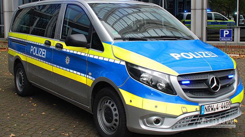 نسل جدید خودروهای مرسدس بنز با تجهیزات پلیس معرفی شدند
