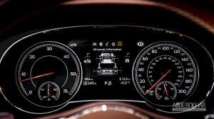 سرعت 270 کیلومتر بر ساعت با بنتلی بنتایگا + ویدیو