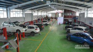 افتتاح مرکز خدمات پس از فروش نمایندگی مجاز 322 گودرزی مدیران خودرو