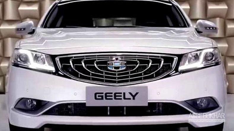 حضور متفاوت خودروهای جیلی در بازار ایران