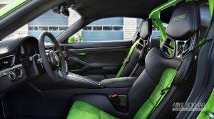 پورشه 911GT3 RS مدل 2018 رونمایی شد