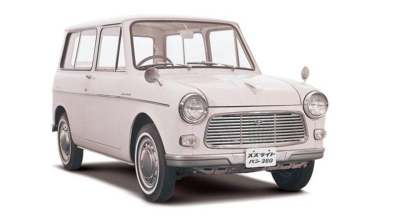 چگونه اولین محصول سوزوکی، بر خودروسازی جهان تاثیر گذاشت