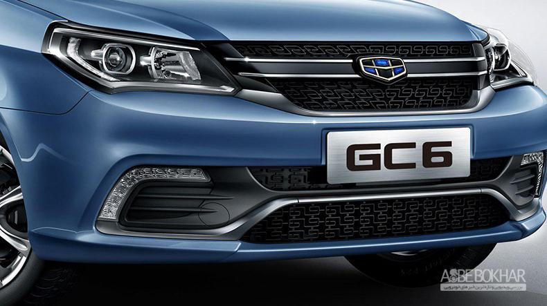شرایط فروش جیلی GC6 امگراند جدید اعلام شد