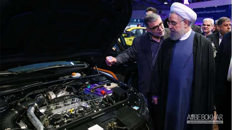 رئیس جمهور به پنجمین همایش صنعت خودرو می آید