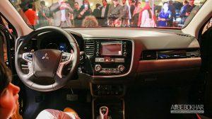 اوتلندر PHEV با قیمت 317 میلیون تومان رونمایی شد