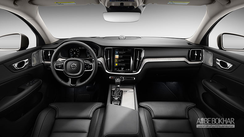 ولوو V60 مدل 2019 رونمایی شد