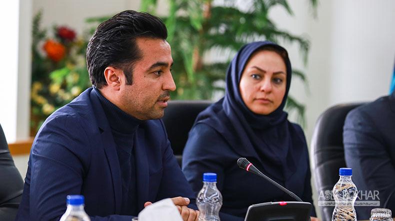 نگاه قطعه سازی ایران به جهانی شدن