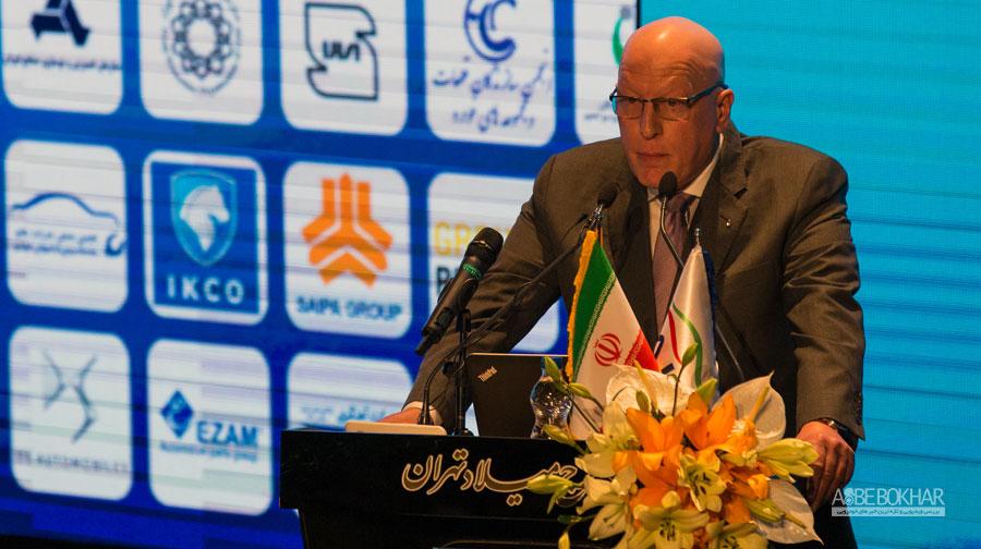 مدیر منطقه ای رنو در ایران: سه پلتفرم جدید به ایران می آید