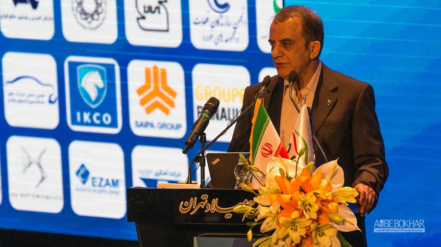 مدیرعامل ایران خودرو: استانداردهای ما مشکل دارد