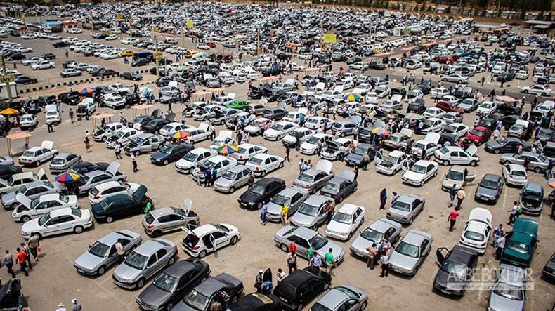 بازار خودرو «شب عید» نداشت