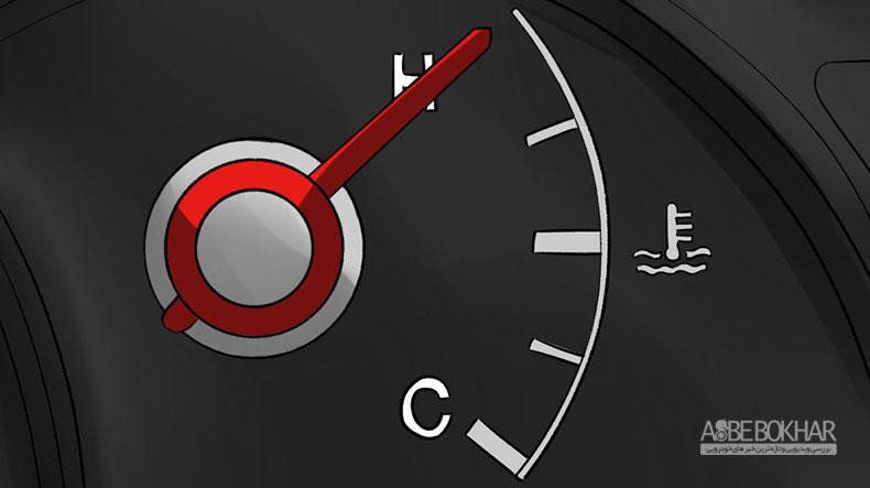 علت بالا رفتن آمپر آب خودرو و راههای حل آن
