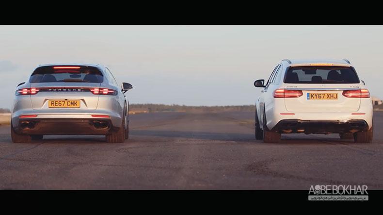 کدام سریعتر است؟ مرسدس بنز AMG E63 S یا پورشه پانامرا اسپرت