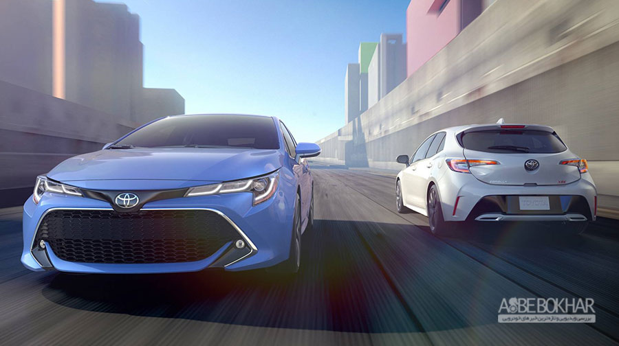 نسخه هاچ بک پرفروش ترین خودروی دنیا تا 2 ماه آینده می آید