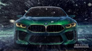 کانسپت خیره کننده M8 Gran Coupe
