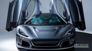 سوپر اتومبیل ریماک C_2 با شتاب 1.97 ثانیه در ژنو رونمایی شد