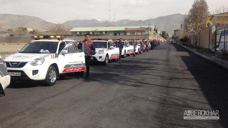 حمل رایگان کلیه خودرو ها در طرح امداد نوروزی 97 مدیران خودرو