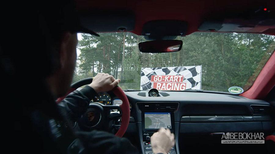 پنج ویدئو برتر از پورشه 911 GT2 RS
