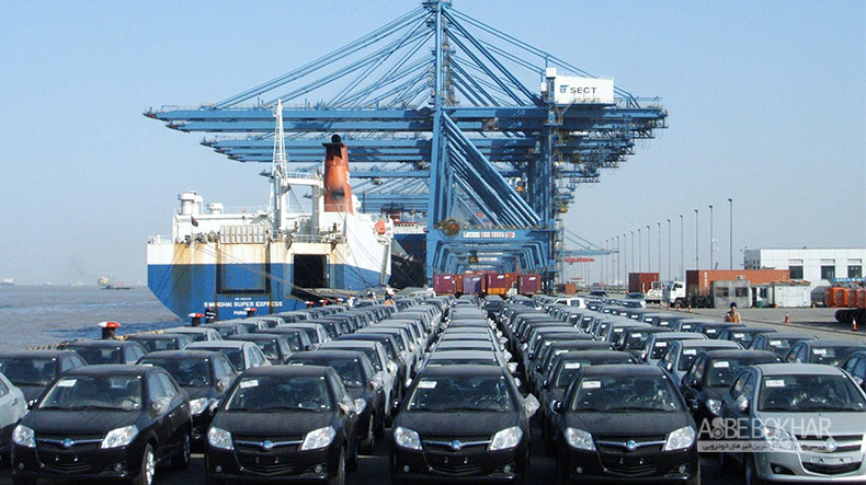 6400 دستگاه خودرو چطور غیرقانونی وارد شد؟
