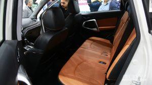 مدیران خودرو، تیگو5 را با امکانات جدید معرفی کرد
