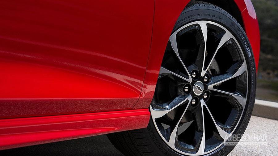 شورولت کروز و اسپارک مدل ۲۰۱۹ معرفی شد