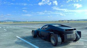 رونمایی از Miss R خودروی ۱۳۴۱ اسب بخاری کمپانی XING Mobility