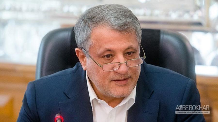 """جلسه هاشمی با وزیر صنعت برای توقف برگزاری """"نمایشگاه خودرو """"در داخل تهران"""