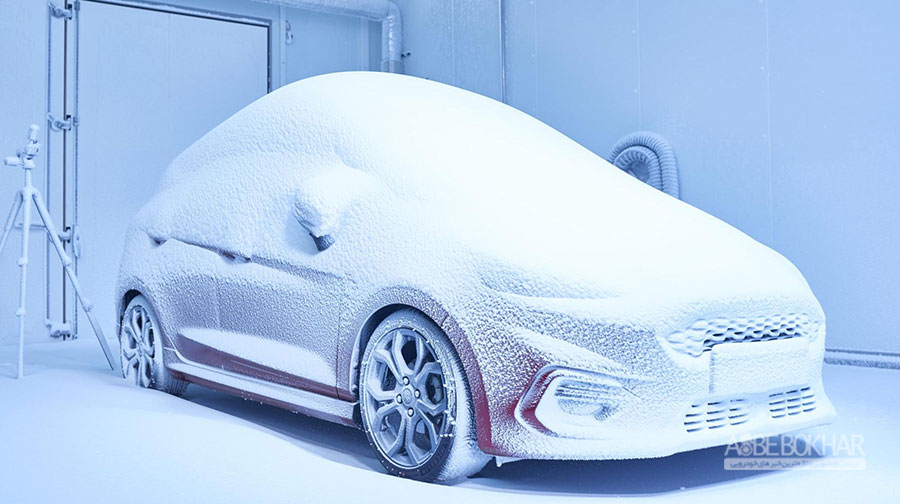 امکانات بی نظیر فورد برای تست خودروها + ویدیو