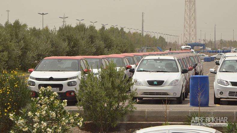 [SUJET OFFICIEL][IRAN] Saipa Citroën C3 + C3-XR/C4/C6 CItroen-C3-prudaction-line-in-Iran-4