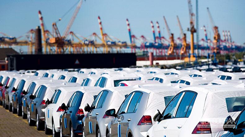 خودرو از لیست کالاهای عمده وارداتی حذف شد