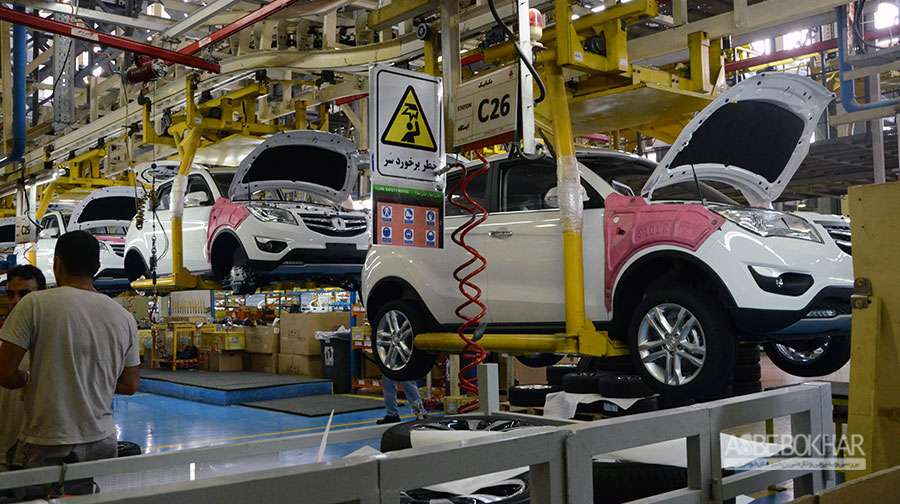 تنگناهای تولید خودرو با شرایط جدید