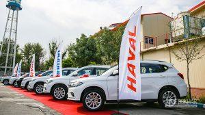 تحویل سری اول هاوال H2 به مشتریان از سوی بهمن موتور